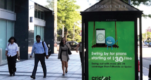 transit shelter ads newJersey