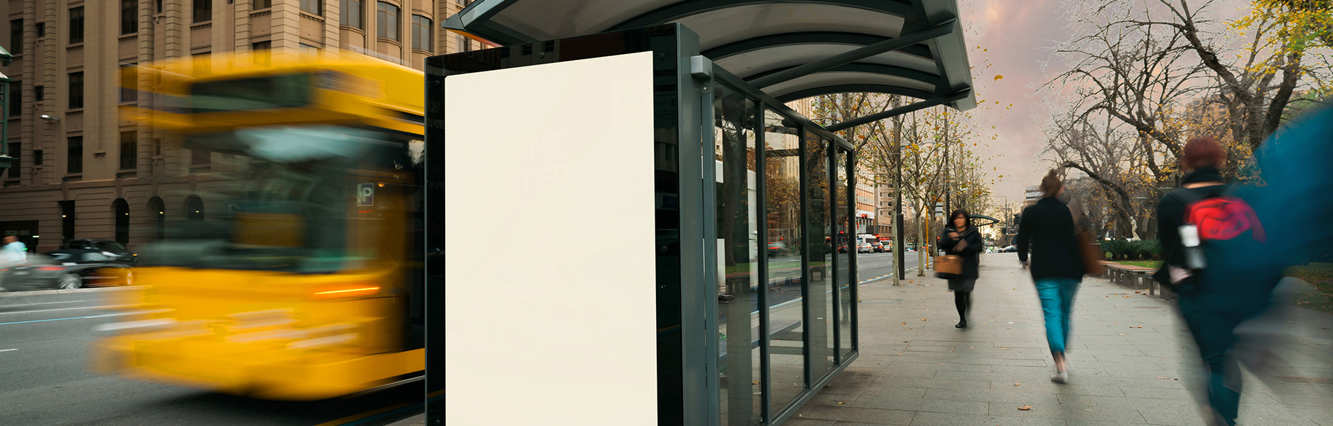 What Is Transit Shelter Advertising?